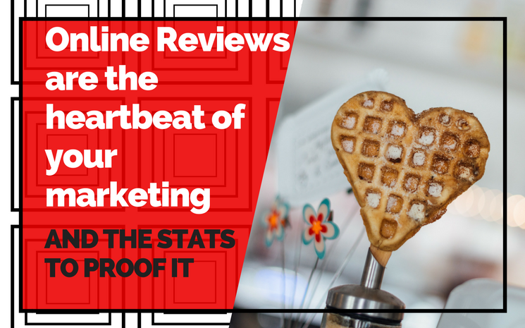 Online Reviews Are The Heartbeat Of Your Marketing And The Stats To Proof It