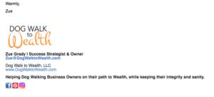 Zue's DWTW Signature Screenshot